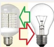 Време ли е да заменим нормалните крушки с LED?